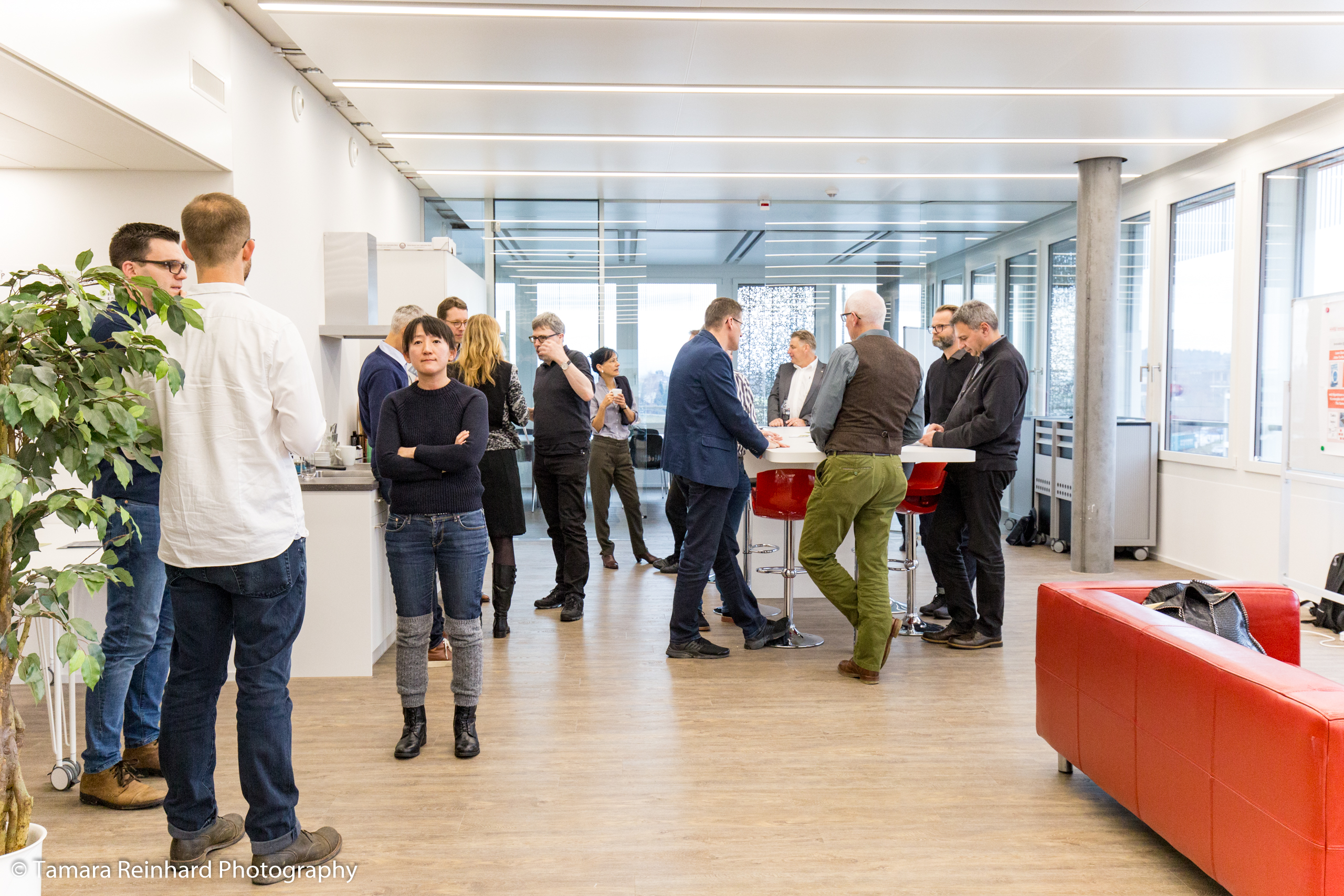 Open House - Witzig The Office Company