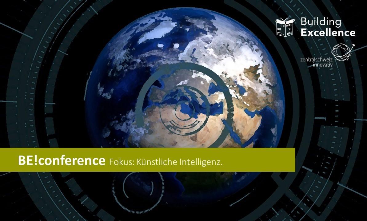 BE!conference - Fokus: Künstliche Intelligenz.